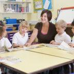 Teachers decent wages