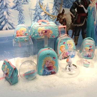 Int'l Toy Fair - Disney by Samsonite | Daily Lounge