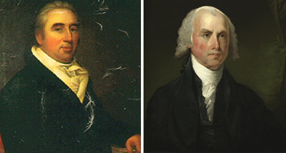 marbury vs madision Marbury vmadison (1803) marbury vmadison has been hailed as one of the most significant cases that the supreme court has ruled upon in this paper, i will explain the origins and background in the case, discuss the major constitutional issues it raised, and outline the major points of the courts decision.